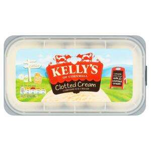 Kelly's Clotted Cream Ice Cream 99p @ LIDL