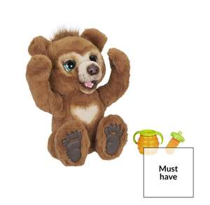 FurReal Cubby, The Curious Bear £39.99 @ Very (New credit account customers)