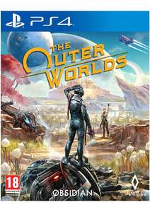 The Outer Worlds (PS4) £39.85 @ Simply Games (Pre-order)