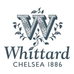 20% when you spend £25 @ Whittard of Chelsea