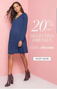 Seraphine - 20% off selected dresses
