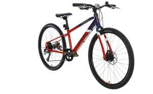 """Wiggins Chartres Disc 24"""" Kids Hybrid Bike - 2016 - £177.03 with voucher and accessories @ Cycle Republic"""