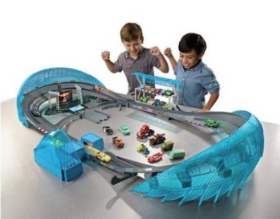 Disney Pixar Cars 3 Ultimate Florida Speedway Track Set £40 @ Argos