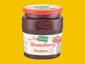 Lidl Maribel Strawberry Conserve 450g Half-Price 54p