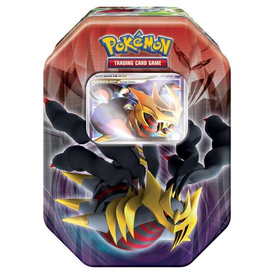 Pokemon Card Tin with 4 Boosters £13.50 Tesco