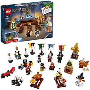 LEGO 75964 Harry Potter Advent Calendar 2019 £17.49 (Prime) / £21.98 (non Prime) @ Amazon