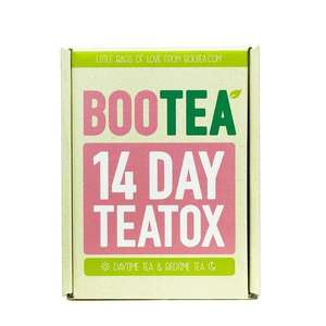 Bootea 14 Day Teatox - £6.20 Reduced to clear instore at Tesco Consett
