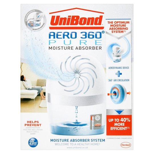 Unibond Aero 360 Moisture Absorber £7.50 @ Tesco