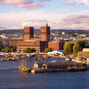 2 Night Cruise from Oslo to Copenhagen £4.26p/p (£8.52 total) @ DFDS