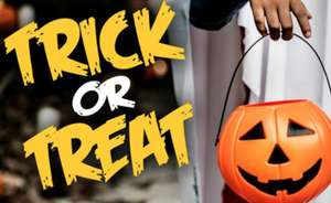 Free Trick or Treating at Intu Shopping Centres -  intu family club members