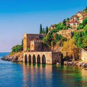 All Inclusive 7 nights in Antalya Turkey from London stanstead 7th Dec £620.99 2 adults transfurs & extra baggage included @ On the beach