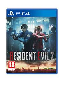 Resident Evil 2 remake PS4 - 17.99 at Very - £2 click and collect