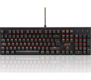 ADX MK0318 Mechanical Gaming Keyboard £24.97 @ Currys / PC world