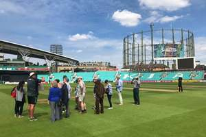 Kia Oval Cricket Tour for 2 adult - Absolutely Free @ BuyAGift