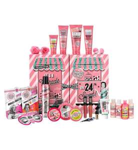 Soap & Glory Miracle On 24th Sweet Advent Calendar £31.50 @ Boots