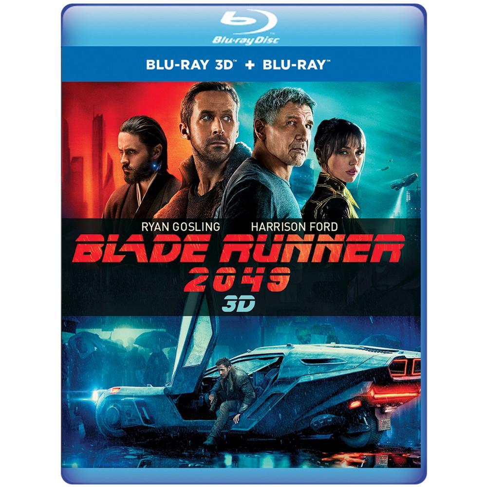 Blade Runner 2049 3D Blu-Ray (Replay New) £2 in-store @ Poundland (Prestatyn)