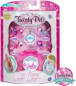 Twisty Petz 6044224 Babies Glitzy Bracelets, 4 Pack £4.99 + £4.49 delivery Non Prime @ Amazon