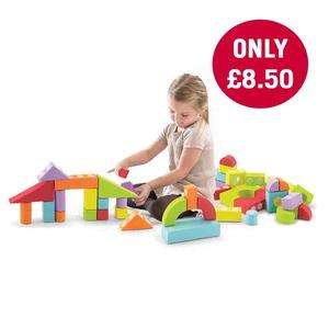 Up to 65% off VELCRO building blocks (+£2.72 Delivery Charge)