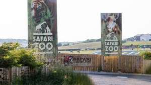 Free entry to South Lakes Safari Zoo (Show Screenshot in OP)