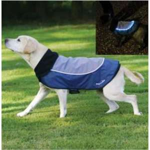 Rosewood Night-Bright LED Dog Jacket £14.29 @ Monster Pet Supplies