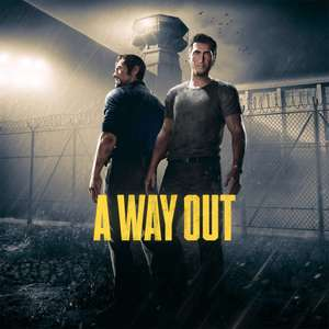 A Way Out - £11.99 on Playstation PSN