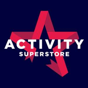 Free Photoshoot with £40 spend @ Activity Superstore using code
