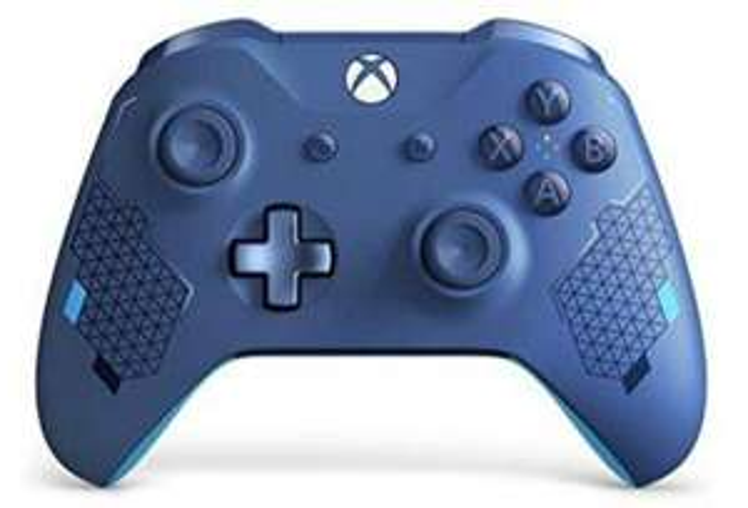 Microsoft - Xbox Sport Blue Special Edition Wireless Controller (Xbox One) £43.23 Amazon Spain