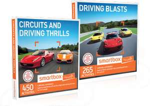 24% Off Buy A Gift Driving Experiences using code - Ideal for Christmas Gifts