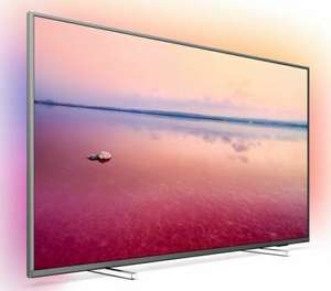 65 inch PHILIPS Ambilight 65PUS6754/12 Smart 4K Ultra HD HDR LED TV + 2 Year Guarantee (55inch £474)- £599 with code @ Currys eBay