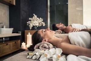 Spa Day for Two at Marshall Street Spa £5 BuyAGift  with code