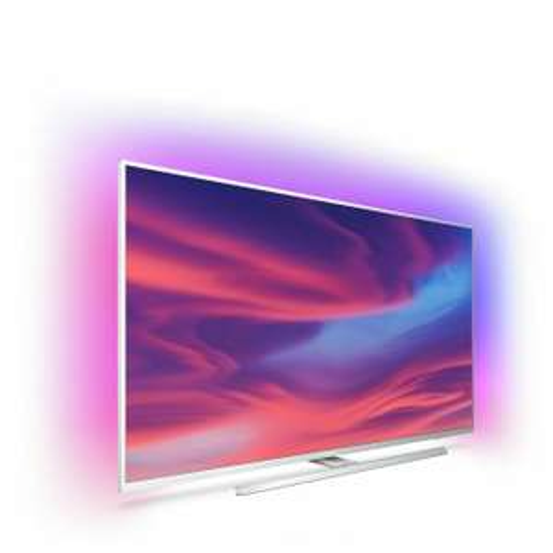 Philips 50PUS7334 50 Inch 4K Ultra HD HDR Freeview HD Smart WiFi LED TV - Silver £499 @ Argos eBay