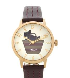 Radley London Watch & Bag  sale @ TK Maxx e.g Rose Gold Tone & Pink Heart Watch £24.99 + £1.99 Click & Collect (More in thread)