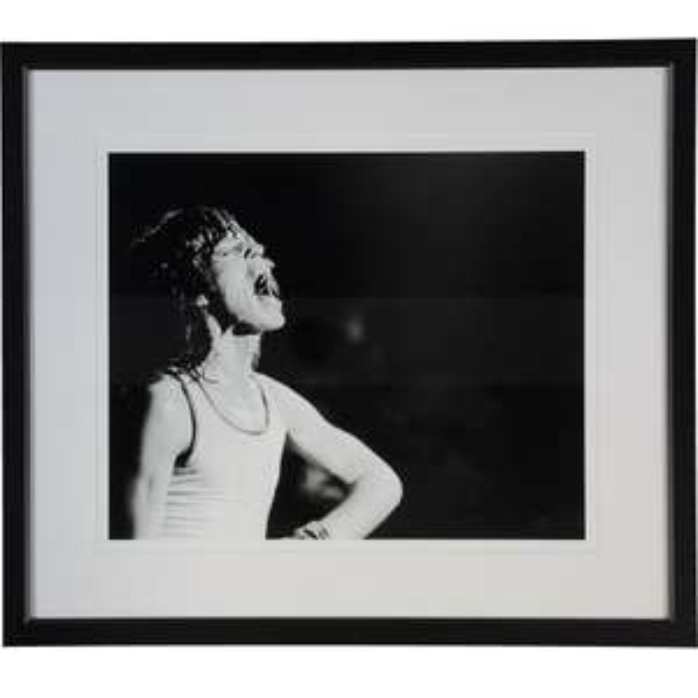 William Stafford - Jagger Live At The Apollo 79x70cm Print - £64 @ TK Maxx