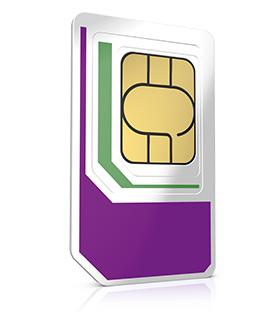Sim Only - 8GB data 12 month advanced plan £8 with £40 topcashback @ Three