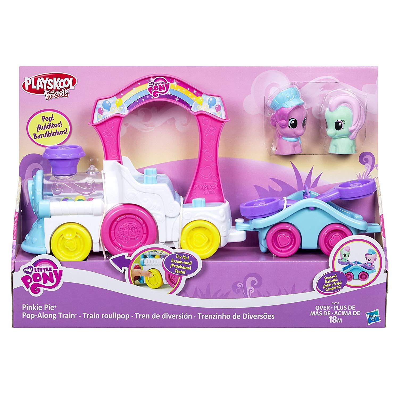 My Little Pony Pinkie Pie Pop-Along Train £5 @ The Range