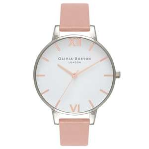 Olivia Burton watch £40 @ Argento plus 9% cash back with TCB plus free delivery