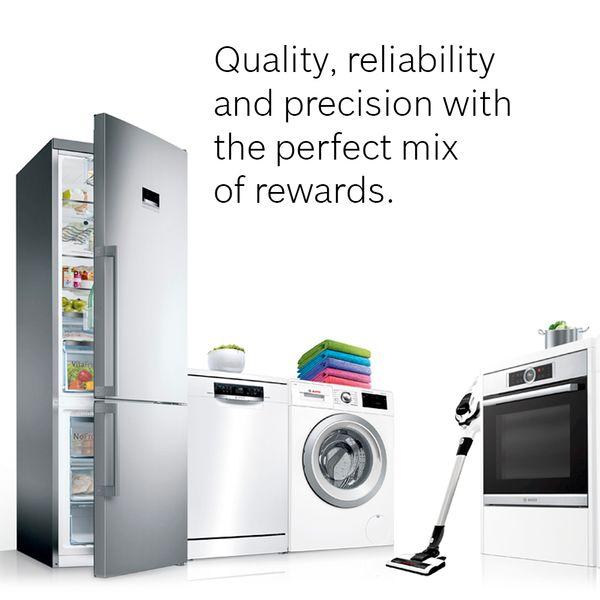 Bosch Mix & Match cashback or rewards