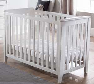 Nostalgia Cot with True Fit Superior Mattress £199 @ Silver cross baby