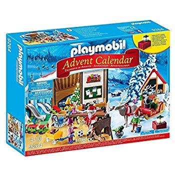 Playmobil 9264 Santa's Workshop advent calendar £13.99 @ Amazon (£18.48 non prime)