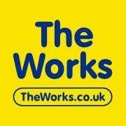 Free delivery on orders over £10 @ The Works