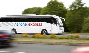 National Express 40% Off Code for £1.60 (Using code) at Groupon (Valid for UK Return fares)