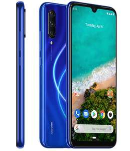 Xiaomi Mi A3 Dual Sim 4GB/128GB - Not just Blue (Included 2 Years Local Warranty) £134.99 / 64GB for £117.99 @ Eglobal Central