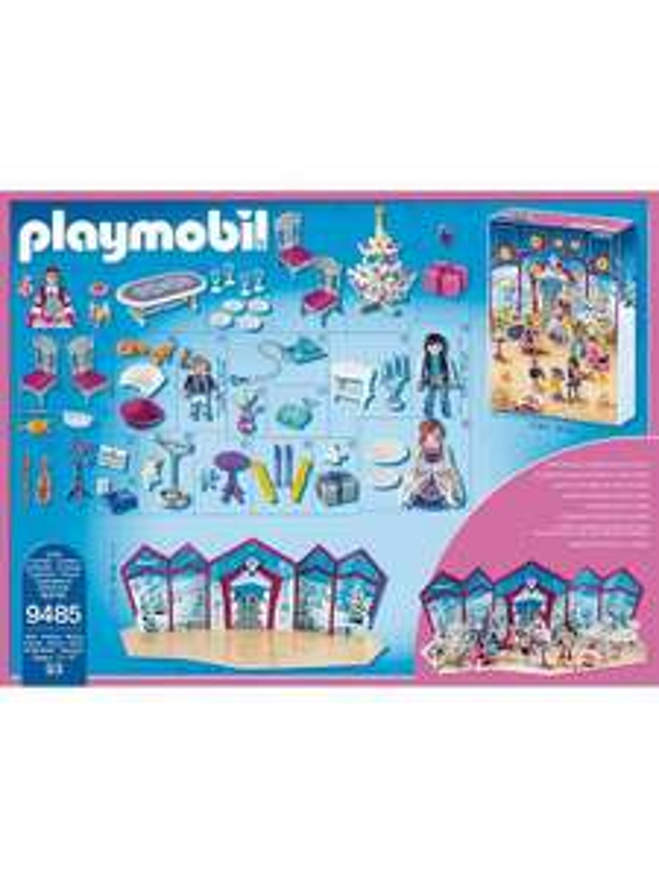 Playmobil 9485 Advent Calendar - Christmas Ball with Rotating Platform £13.99 at Very