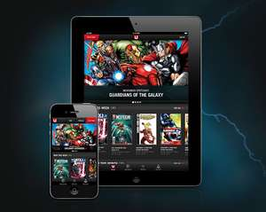 Marvel Unlimited: 2 Month Free Subscription with code @ Marvel