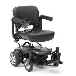 Drive Easy Split Folding Travel Electric Wheelchair 4mph - £609.00 with code @ eBay -  livewell-today.  2 Year warranty upon registration