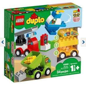Duplo Lego my first car creations £5 at B&M Retail Lincolnshire