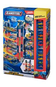 Five Levels Tower Garage - Included 15 Cars £39.99 @ TheToyShop.com (The Entertainer)