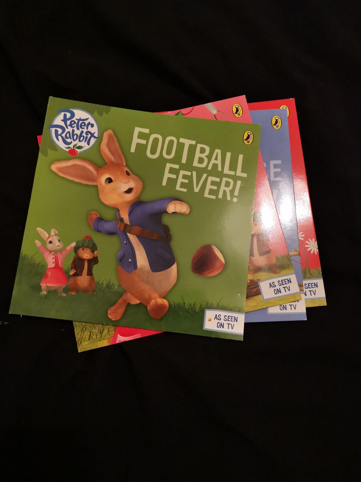 Peter rabbit books 59p instore @ Home Bargains Sunderland