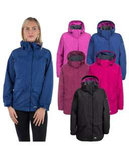 Trespass Skyrise Womens Waterproof jacket £19.99 @ Trespass Ebay