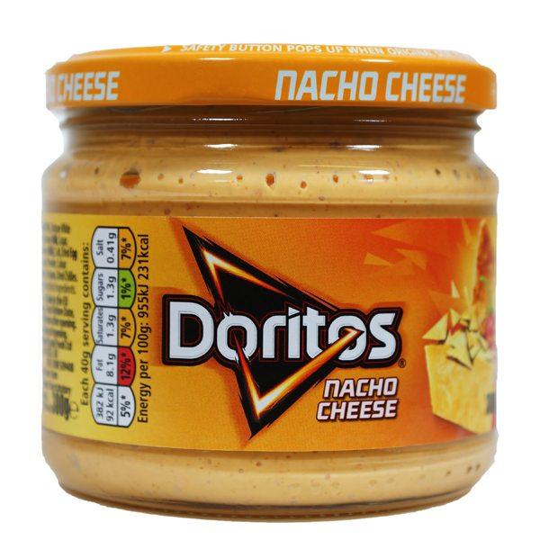 Doritos nacho cheese dip - 63p instore @ Asda